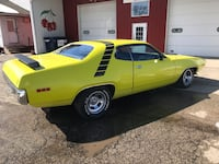 Plymouth - Road Runner - 1971