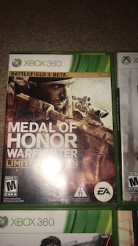 Xbox 360 Medal of Honor Warfighter case Silver Spring, 20902