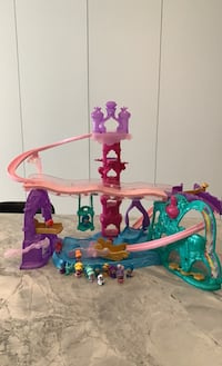 Shimmer and shine play set
