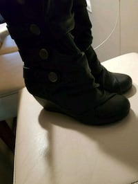 Beautiful ladies boots from spring size 8 Kitchener, N2R 1Y6