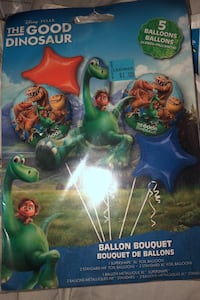 Collection of Foil Balloons  Ottawa, K1B 3L7