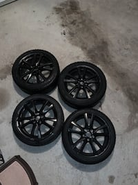 Lexus is300 is250 is350 winter tires Newmarket, L3X 3G1