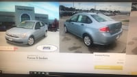 2008 Ford Focus Iowa City