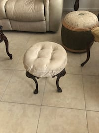 Coast iron stool Clearwater, 33761