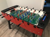 FAS Pendezza Foosball Table St Catharines, L2M 7P9
