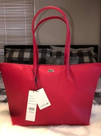 Lacoste Large Shopping Bag - Brand New  Richmond Hill, L4C 1W3