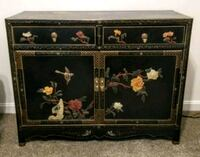 Vintage Chinese Cabinet Chester, 21619