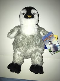 $10 Happy Feet 2 Mini Bo Plush Toy New with Tag 10 inches Tall Montréal, H4G 1M2