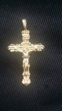 gold-colored cross pendant Silver Spring, 20904