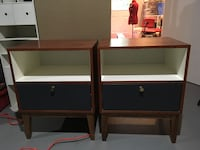 Pair of bedside tables Falls Church, 22044