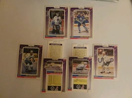 Pull hockey cards