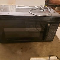 black and gray microwave oven Albuquerque, 87113