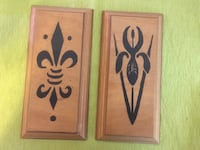 Hand Painted Wall Hanging Set Fort Myers, 33901
