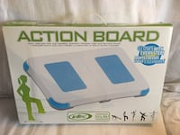 Action Board for wii fit