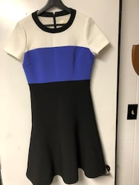 Kate Spade women's tri colour dress sz 6