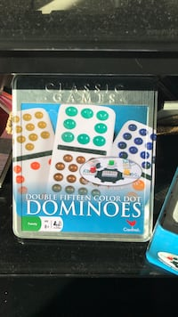 Set of Double 15 color.Dominoes Hyattsville, 20782