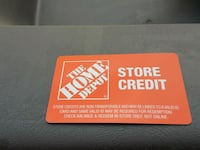 Home Depot card Denver, 80239