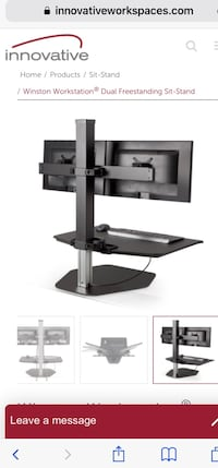 Standing desk, office furniture Woodbridge, 22192