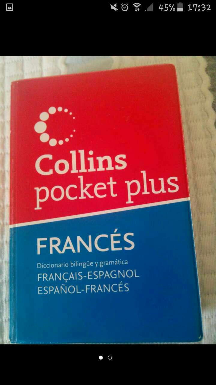 Libro Collins Pocket Plus