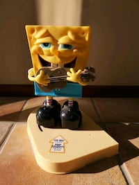 Battery Operated Spongebob Toy King City