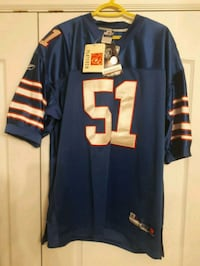 NFL Buffalo Bills Jersey BNWT 545 km