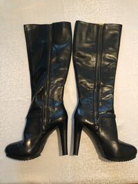 Nine West Leather Boots Toronto, M1H