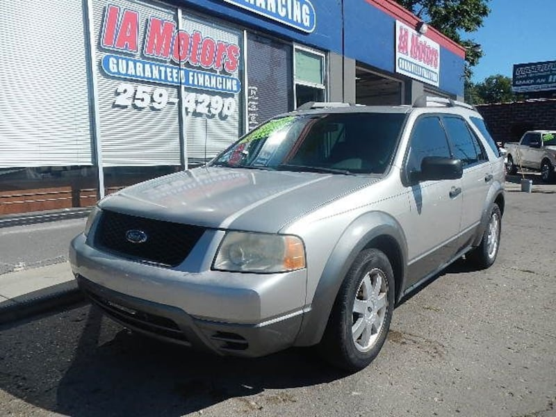 2006 Ford Freestyle SE DISCOUNTED $2000 OF RETAIL b92189ff-0045-4f51-b3a7-22dcf79a0e09
