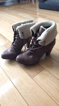 Call it Spring Booties (faux fur) Mississauga, L5M