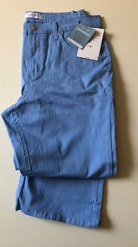 NEW. SIZE: 12. Women's Stretch Bootcut Blue Jeans Winchester, 22602
