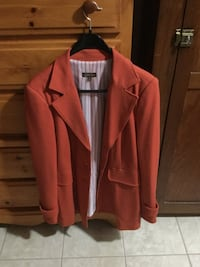 Spring/Fall lined coat, excellent condition!  Size 16 Bolton, L7E 1X4