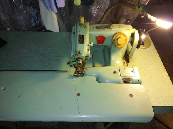 Used Model 4040 Blind Stitch Machine For Sale In Southfield Letgo Interesting Blind Stitch Sewing Machine For Sale
