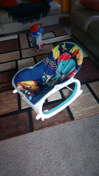 Baby and Toddler chair  3734 km