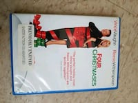 Four Christmases DVD case Renfrew, K7V 3M2