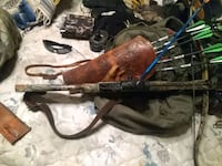 black and brown compound bow Price, 84501