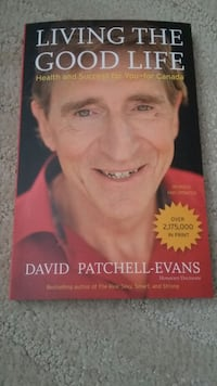 Book by David Patchell-Evans