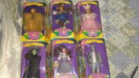 1994 Wizard of Oz collectibles Charlotte, 28216
