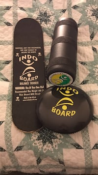 Indo trading board w/ balance tube and cushion Negaunee, 49866