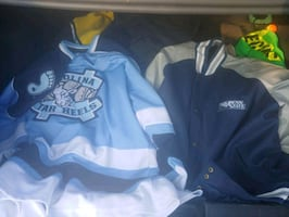 Jersey and jacket