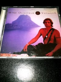 Mike Oldfield, Voyager.  Alpedrete, 28430