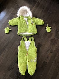Kushies Snowsuit 12M Vaughan, L4J 0G1
