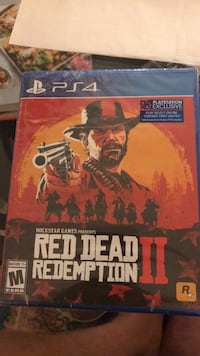 Red Dead Redemption 2 (Unopened) Washington, 20005