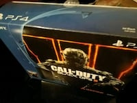 PLAYSTATION 4 PS4 COD BLK OPS3 BUNDLE (BOX ONLY)