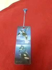 Orca Holographic Bookmark  Barrie, L4N 5B1