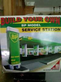 Build Your Own BP Gas Station Model Sugar Hill