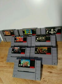 !!SNES GAMES!! Plant City, 33565