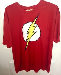DC Comics The Flash Tshirt Size XL  London