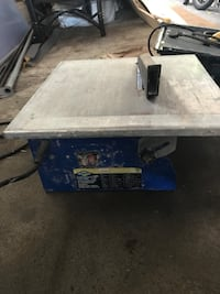black and blue table saw Toronto, M4M