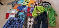 toddler's assorted clothes 796 mi