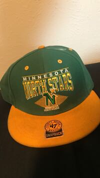 yellow and green New York Yankees fitted cap Denton, 76201