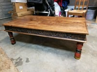 Coffee table hand made Bakersfield, 93309